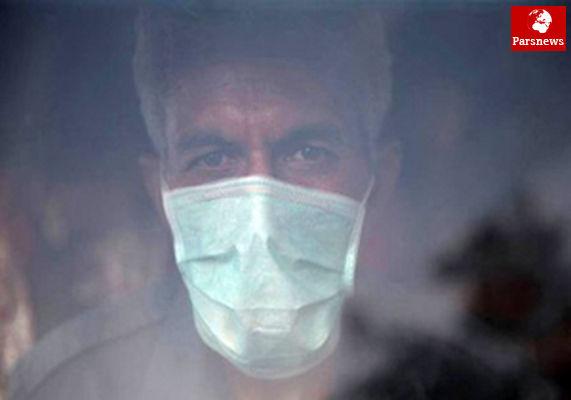 برای نخستین بار شاخص آلودگی هوا به ۲۶۱ رسید